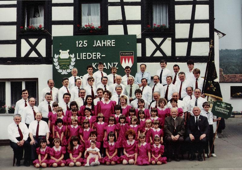 mitglieder bayerischer sängerbund